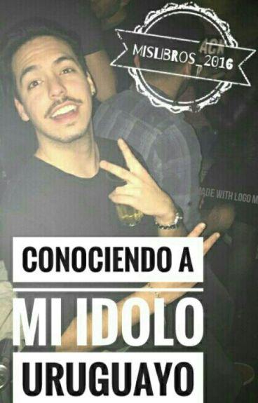 Conociendo A Mi Idolo✌/ Gonzaa Fonseca.