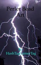 Perler Bead Art Book by HashTagGamerTag