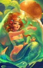 Mermaid Girl by avaowl101