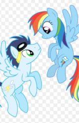 Rainbow Dash And Soarin by DashXBlitz
