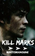 Kill Marks | The 100 | Bellamy Blake| by gaygrounder