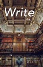 Write | dh + pl by dils_whisk