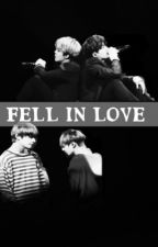 Fell in love  by thre_21