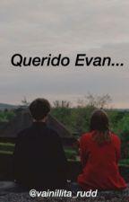 Querido Evan... «EvanPeters» by vainillita_rod