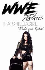 WWE Zodiac!  by ThatShieldGirl
