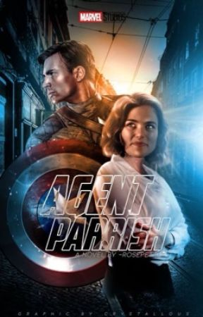 agent parrish | steve rogers [1] by -rosepetal