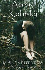 Aurora Kolinsky by dismal_chords