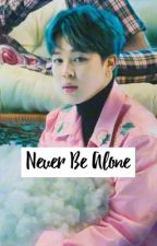 Never Be Alone | VMin  by p-angel-j