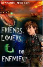 Friends, lovers or enemies? (Older Hiccup x Reader) [Slow updates] by btsleila