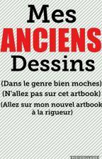 Mes Dessins ~  Carnet UDAS by janice25H