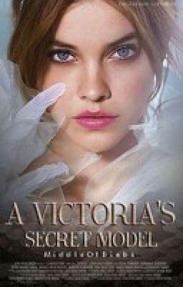 A Victoria's Secret Model