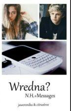 Wredna? / N.H.+Messages by jaweronikasalvatore