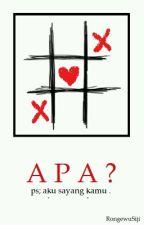 Apa? by RongewuSiji