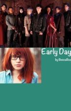 Early Days ( young Dracula fan fic) by BeccaBoo98