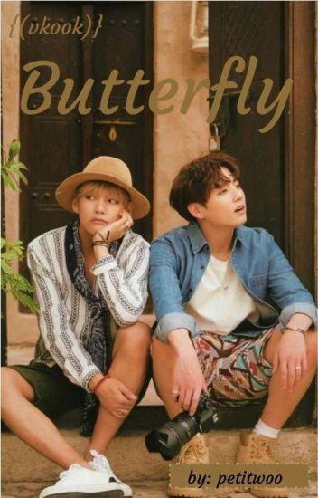 {(Vkook)} Butterfly
