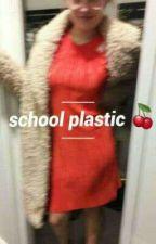 School Plastic by jlrzag