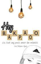 Hey Bakpaoo by bakpaoo