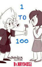 1 To 100 {lapiDot} by NAY34351