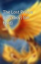 The Lost Prince (boyxboy) (on hold) by FeatheredPhoenix