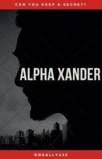 Alpha Xander by rosally432