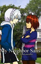 My Neighbor Sans by TimeysocioPie
