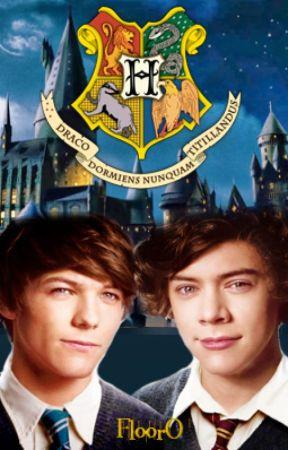 Hogwarts // Larry Stylinson [Pausada por tiempo indefinido] by FloorO