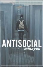 antisocial → mh + yh by -bittxrkook