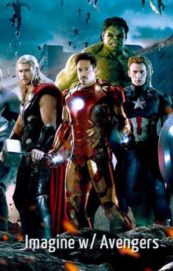 Imagine w/ Avengers