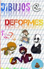 Dibujos Deformes ʕु•̫͡•ʔु☂ by The_Fox_Foxy