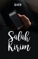 Salah Kirim • cake [one shot] | ✔ by jomblou