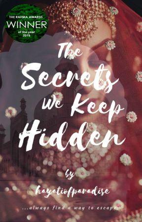 The Secrets We Keep Hidden by hayatiofparadise