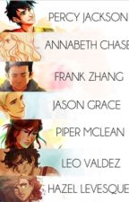 Percy Jackson Headcanons And A Bunch Of Other Stuffs (Discontinued) by LeMagicPenguin
