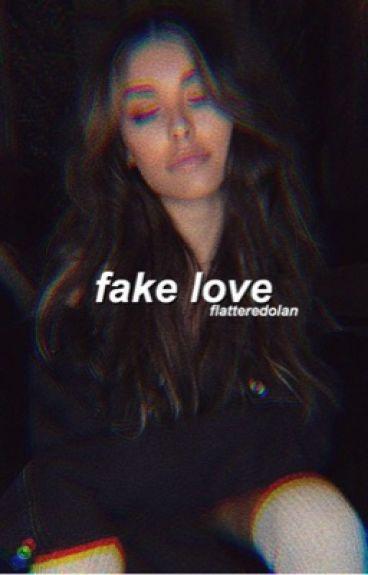 fake love | Grayson Dolan Fanfic