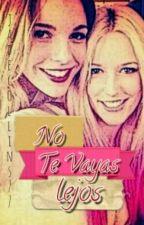 No Te Vayas Lejos || Albocio by JadeCollins77