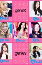GENIES| Pledis And Bighit Ent. Girl Group| CLOSED by KHS_FATTIE13