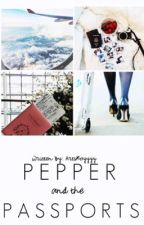 Pepper and The Passports [coming soon] by artskayyyy