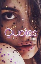 Quotes by toomel