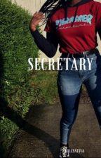 Secretary by korlenaa