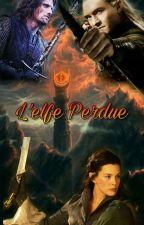 L'elfe Perdue {EN RÉÉCRITURE} by milia66