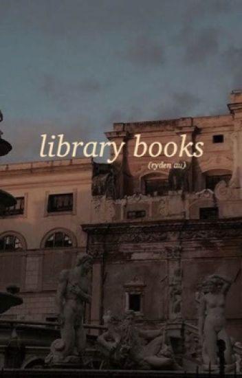library books // 1 // ryden
