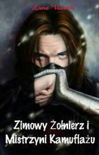 Zimowy Żołnierz i Mistrzyni Kamuflażu  by Luna_Vadash