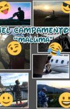 El Campamento ( Maluma ) by BarbaraR2016