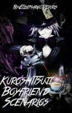 Kuroshitsuji Boyfriend Scenarios by EliseMargotVevuris