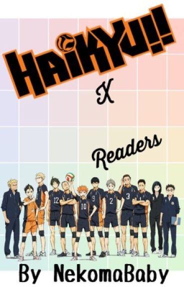 Haikyuu! X Reader