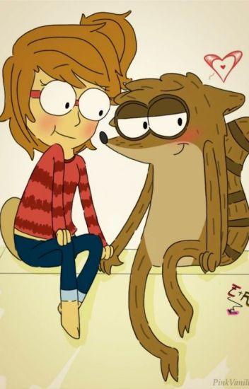 Rigby y Eileen