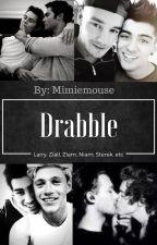 Drabble (Larry, Ziall,Sterek,...) by mimiemouse