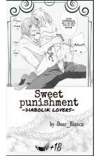 Sweet punishment:Diabolik Lovers by Doar-Bianca_