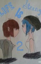 Life Is Strange 2  by Miche23Mahe