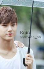 Rain by wonwoo_hb