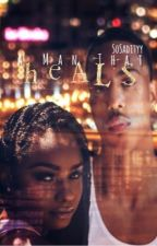 A Man That Heals (A Keith Powers Story) by SoSadityy